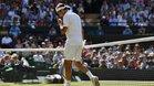 Federer vuelve a ganar en Wimbledon
