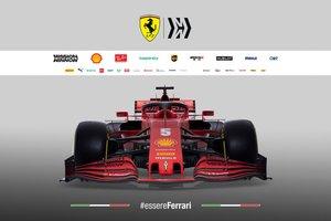Ferrari SF1000, el monoplaza de Maranello para 2020
