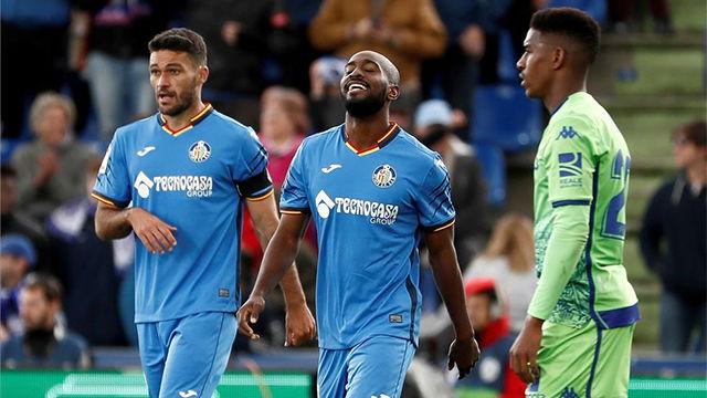 El Getafe dejó sin argumentos al Betis (2-0)