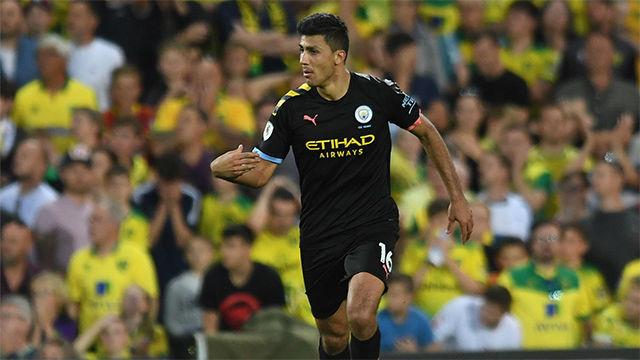 Guardiola: Estamos encantados con Rodrigo