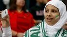 Hasta ahora las saudíes solo podían animar a su selección en el extranjero