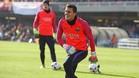 Jordi Masip seguirá en el primer equipo del Barcelona