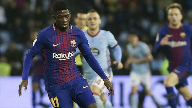 LACOPA | Celta de Vigo - FC Barcelona (1-1): El regreso de Dembélé