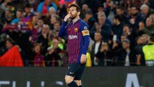 Leo Messi sigue haciendo historia con la elástica del FC Barcelona