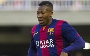 El Liverpool quiere la cesión del delantero del filial del FC Barcelona Adama Traoré