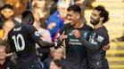 El Liverpool superó un nuevo partido