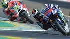 Lorenzo, inabordable para sus rivales en la calificación de Le Mans