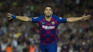 Luis Suárez quiere acabar con su mala racha en la Champions