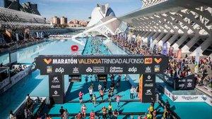 El Maratón Valencia se celebrará el 6 de diciembre