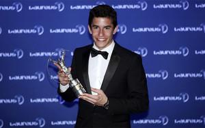 Marc Márquez recibirá el premio Rey Felipe