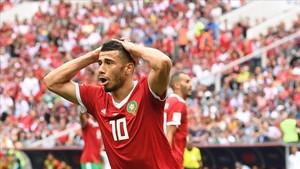 Marruecos ya está eliminada
