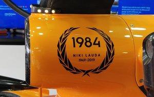McLaren y su mención a Lauda en Mónaco