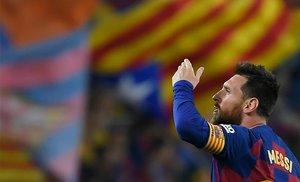 Messi ha marcado 4 goles en los 3 partidos disputados tras superar las lesiones