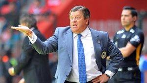 Miguel Herrera puede ser sancionado por la Liga MX