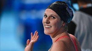 Missy Franklin dice adiós a las piscinas con solo 23 años