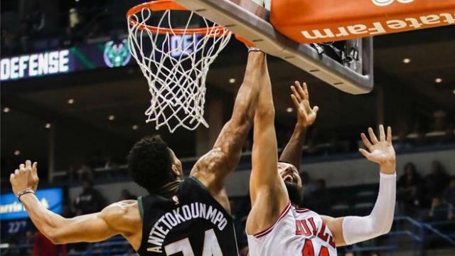 NBA VÍDEO | Portis y Mirotic, decisivos para la victoria de los Bulls