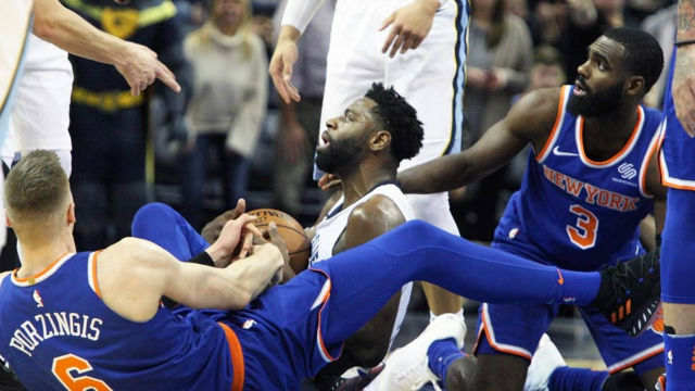 NBA VIDEO | Resumen y vídeo del partido Grizzlies - Knicks (105-99)