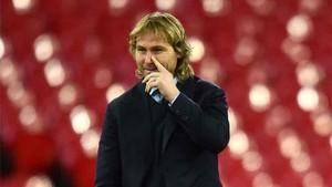 Nedved analizó el emparejamiento entre la Juventus y el Atlético