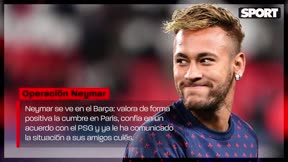 Neymar, cerca de cumplir su objetivo: se ve en el Barça