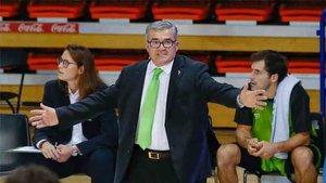 Oficial la destitución de Paco García