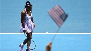 El US Open, en el aire