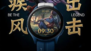 OPPO presenta su nuevo Watch RX, colaborando con League of Legends