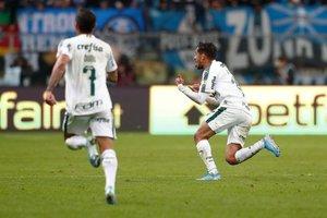 Palmeiras es uno de los líderes en el Brasileirao