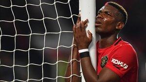 Paul Pogba tiene contrato con el Manchester United hasta el año 2020