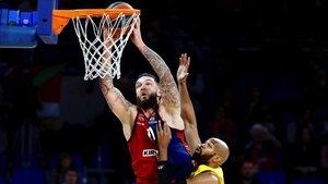 Poirier pone rumbo hacia la NBA