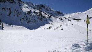 Porté Puymorens inauguró la temporada de esquí el sabado pasado
