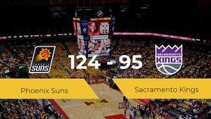 Primera jornada de la NBA: Phoenix Suns 124 - 95 Sacramento Kings