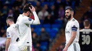 El Real Madrid ya no puede aspirar a la Liga