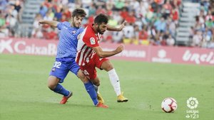 El Reus perdió en Almería tal y como hizo en liga