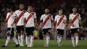River Plate deberá revertir el marcador en contra