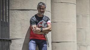 Sciorilli, tras su charla en el Salón BizBarcelona by Barcelona Activa en Fira de Barcelona