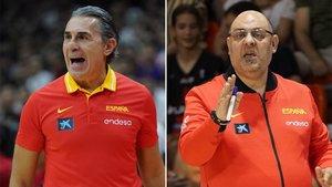 Sergio Scariolo y Lucas Mondelo seguirán al frente de las selecciones españolas de baloncesto masculino y femenino, respectivamente