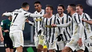Solo el Barcelona ha podido detener a la Juventus de Pirlo en esta edición de la Liga de Campeones