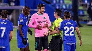 Soto Grado volverá a pitar al Barcelona