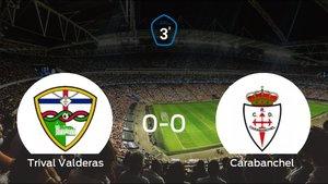 El Trival Valderas y el RCarabanchel solo suman un punto (0-0)