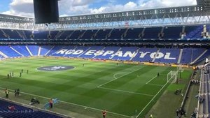 Una vista del RCDE Stadium, en Cornellà-El Prat