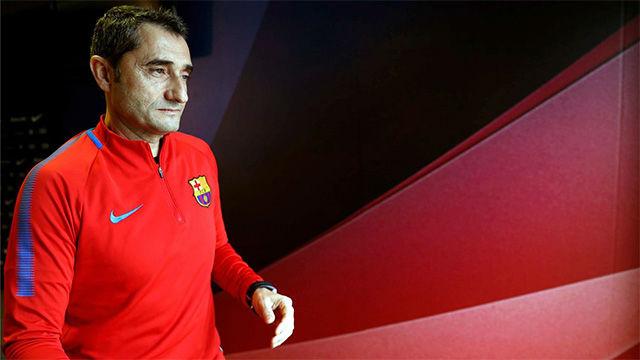Valverde volvió a hablar de Coutinho