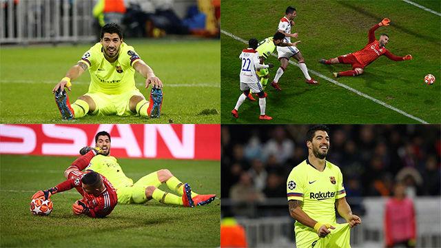 1, 2, 3, 24, 25... El video que no puedes ver si no quieres desesperarte con el Barça