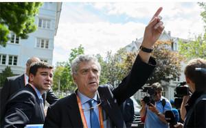 Villar es el actual presidente de la UEFA