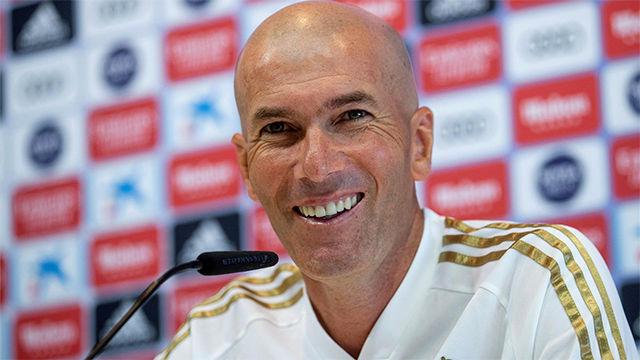 Zidane: Bale se va a quedar porque se quiere quedar