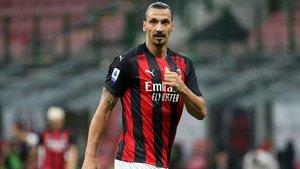 Zlatan Ibrahimovic ha dado positivo en coronavirus
