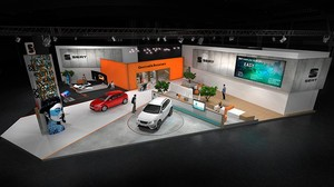 Stand Seat Mobile World Congress