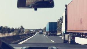 Transporte profesional por carretera.