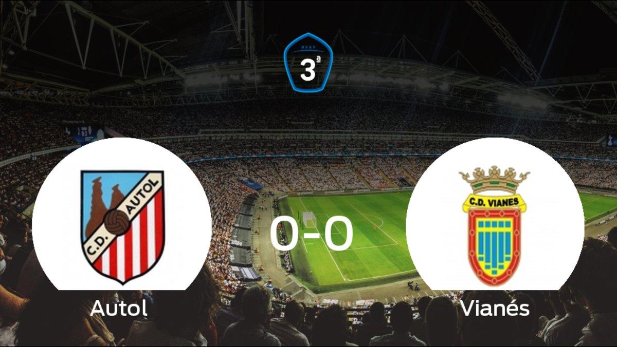 El Vianés logra un empate a 0 frente al Autol be73875fa6770