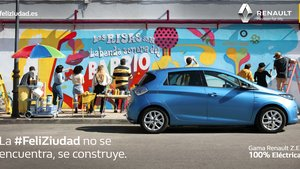 FeliZiudad de Renault.