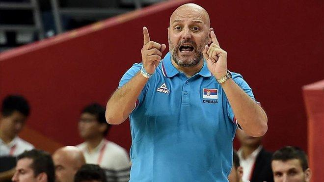 Djordjevic dimite como seleccionador